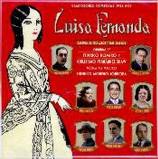 Luisa Fernanda: Music