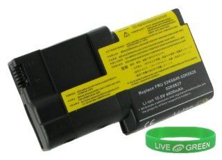 Replacement Laptop Battery for IBM ThinkPad T23 2647 6RU, 4400mAh 6 Cell Computers & Accessories
