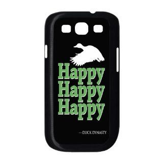 CreateDesigned Duck Dynasty Samsung Galaxy S3 Case Hard Case Plastic Hard Phone Case Galaxy S3 Case S3CD00251: Cell Phones & Accessories