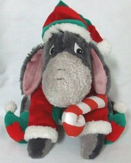 "12"" Holiday Eeyore Plush Toys & Games"