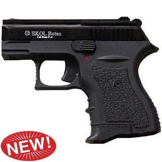 Botan Blank Firing Gun Starter Pistol 9mm PAK Black: Everything Else