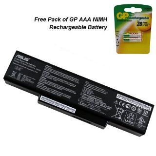 Asus 07G016HL1875 Laptop Battery   Genuine Asus Battery 6 Cell Computers & Accessories