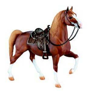 Breyer Horse Gene Autrys Champion Gift Set w/Video —