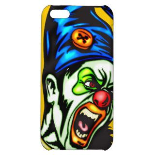 Evil Clown Hell Cover For iPhone 5C