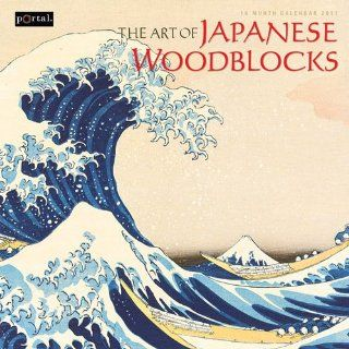 Art of Japanese Woodblocks 2011 Wall Calendar