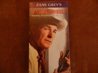 Wagon Wheels [VHS]: Randolph Scott, Gail Patrick, Billy Lee, Monte Blue, Raymond Hatton, Jan Duggan, Leila Bennett, Olin Howland, Howard Wilson, Julian Madison, Alfred Delcambre, Donald Gray, William C. Mellor, Charles Barton, Jack Dennis, Harold Hurley, C