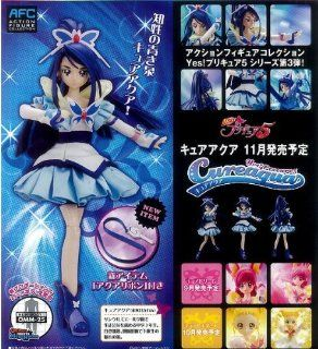 Yes Pretty Cure 5   Cure Aqua Doll Toys & Games