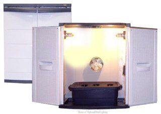 Economy Stealth Hydroponic Closet Grow Box Chamber  Plant Seed And Flower Products  Patio, Lawn & Garden