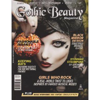 Gothic Beauty Magazine Issue 40 Various Books