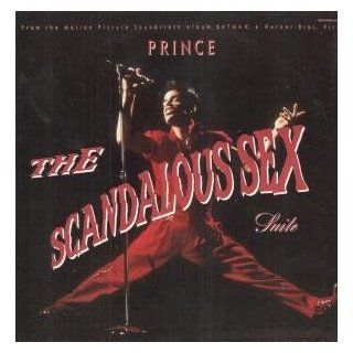 "SCANDALOUS SEX SUITE 12"" SINGLE: Music"