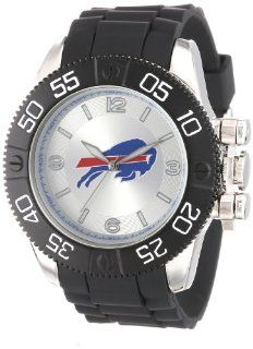 Game Time Men's NFL BEA BUF Beast Buffalo Bills Round Analog Watch: Watches