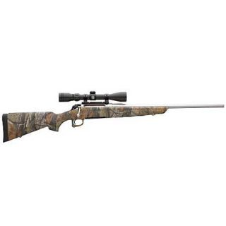 Remington Model 770 Stainless Camo Centerfire Rifle Package GM417201