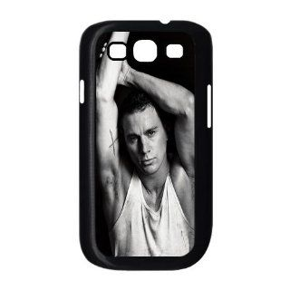 Channing Tatum Best Cover Protective Case For Samsung Galaxy S3 s3 92013: Cell Phones & Accessories