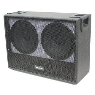Seismic Audio   212 GUITAR SPEAKER CABINET Tolex Finish   4 Ports   Rugged Look   2x12 160 Watts PA/DJ PRO AUDIO Musical Instruments