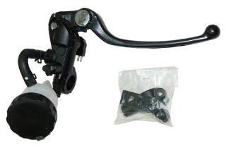 Shindy 17 656B Black/Black Radial Master Cylinder Brake Kit for Daytona Nissin with 19mm Piston: Automotive