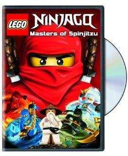 Lego Ninjago Masters of Spinjitzu Movies & TV
