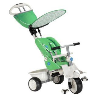 Smart Trike Recliner Stroller   Light Green