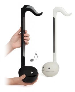 Otamatone Deluxe Touch Sensitive Electronic Musical Instrument
