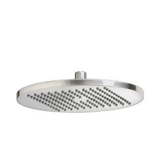 American Standard 1660.683.075 10 Inch Modern Rain Easy Clean Showerhead, Stainless Steel   Overhead Shower Head