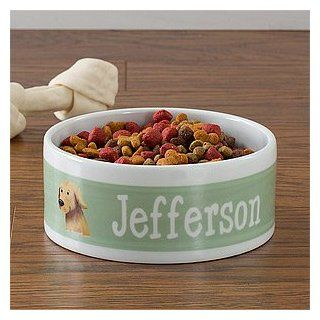 Personalized Large Dog Food Bowls   Dog Breeds : Pet Bowls : Pet Supplies