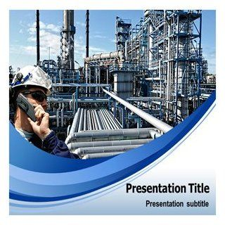 Industry Powerpoint Template   Industry Powerpoint (PPT) Theme Software
