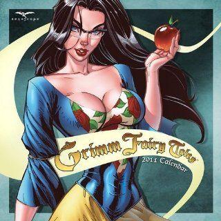 Grimm Fairy Tales Wall Calendar 2011   Grimm Fairy Tale Comic