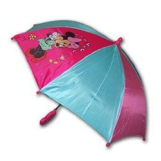 Kids Size Minnie Mouse Umbrella   Childrens Umbrellas: Toys & Games
