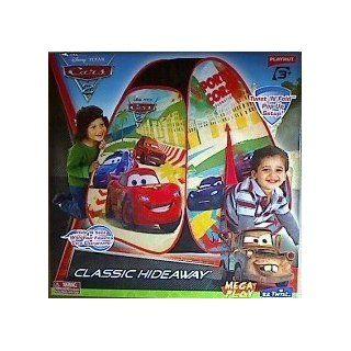 Disney Pixar Cars 2 Classic Hideaway Play Tent Toys & Games