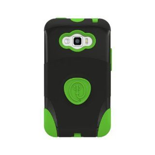 Trident Case AG LG LS696 TG AEGIS Protective Case for LG Optimus Elite LS696   1 Pack   Carrying Case   Retail Packaging   Trident Green: Cell Phones & Accessories