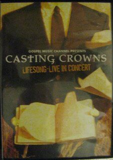 Casting Crowns, Lifesong Live in Concert DVD Movies & TV