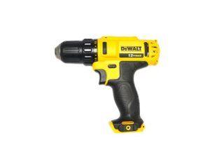 DeWALT DCD710 3/8 inch 12V Cordless Adjustable Clutch Drill/Driver Bare Tool   Power Core Drills
