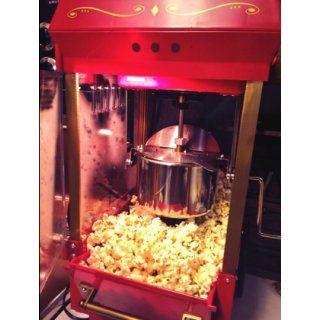 Nostalgia Electrics KPM508 Vintage Collection Kettle Popcorn Maker: Kitchen & Dining