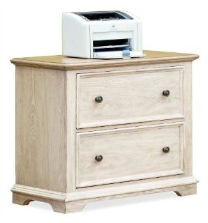 Riverside Coventry Two Tone Lateral File Cabinet