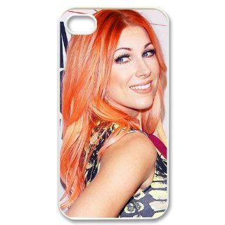 Bonnie McKee Singer Actress  Wonderful Pictures Hard Anti slip Back Protective Custom Cover Case for Apple iPhone 4 4g 4S 725_04: Cell Phones & Accessories