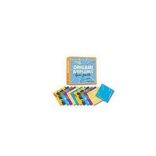 Origami Airplanes Fun Pack (Hardcover)