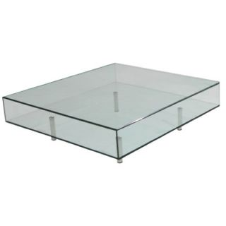 Focus One Home Arron Square Coffee Table FC 315SQ / FC 317SQ Size: 40