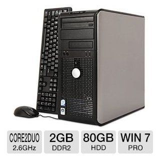 Dell Optiplex 755 Minitower Desktop PC : Desktop Computers : Computers & Accessories