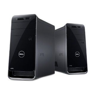 Dell XPS 8700 SuperSpeed Lifestyle Desktop   Intel Quad Core i7 4770 Haswell up to 3.9 GHz Max Turbo Frequency, 32GB RAM, 2 x 120GB SSD RAID 0, 2TB 7200RPM HDD, nVIDIA GeForce GTX 760 4GB GDDR5 Video, 600W Power Supply, Blu ray Disc Burner, Windows 7 PRO :