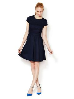 Leah Lace Fit and Flare Dress by Cynthia Steffe
