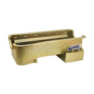 Canton Racing Products 15 774 Big Block T Style Rear Sump Road Race Baffled Oil Pan Automotive