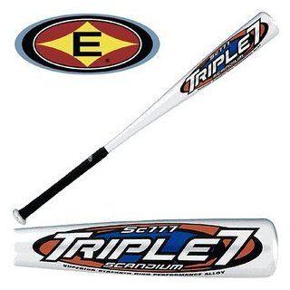 Easton Sc777 Triple 7 Senior League Bat (28/19.5) : Standard Baseball Bats : Sports & Outdoors
