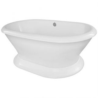 Hydro Systems Renoir 7040 Freestanding Tub
