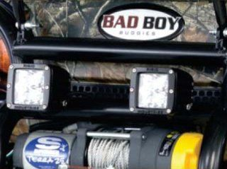 Bad Boy Buggies Dually Flood Lights by Rigid  Golf Cart Accessories  Sports & Outdoors