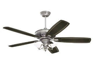 Emerson CF787AP Carrera Grande Indoor/Outdoor Ceiling Fan, 54 Inch, 60 Inch or 72 Inch Blade Span, Antique Pewter Finish, Blades Sold Separately   Ceiling Porch Lights