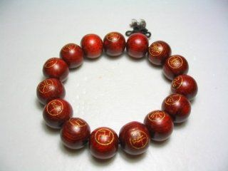 Tibetan Favonian Om Mani Padme Hum Buddha Beads Bunch #772.bu.10.1: Everything Else