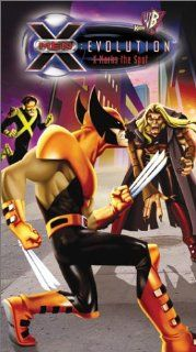 X Men Evolution   X Marks the Spot [VHS]: Scott McNeil, Meghan Black, Christopher Judge, Kirby Morrow, Venus Terzo, Laurent Vernin, David Kaye, Brad Swaile, Maggie Blue O'Hara, Kirsten Alter, Neil Denis, Christopher Gray, Chris Claremont, Jack Kirby, J