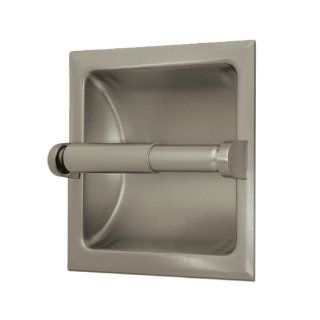 Gatco 780 Recessed Toilet Paper Holder, Satin Nickel   Toilet Paper Holder In Wall