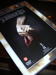 Schindler's List (1993) / 2 Disc Special Edition / Region 2 PAL DVD / Audio: English, French / Subtitle: English, Dutch, French, Arabic / Actors: Liam Neeson, Ralph Fiennes, Caroline Goodall, Embeth Davidtz, Ben Kingsley / Directors: Steven Spielberg:
