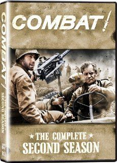 Combat Season 2 Vic Morrow, Rick Jason, Eddie Albert, James Caan, James Coburn, Lee Marvin, Leonard Nimoy, Nick Adams, Richard Basehart, Robert Altman, Robert Donner Movies & TV