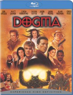 Dogma [Blu ray]: Ben Affleck, Matt Damon, Linda Fiorentino, Bud Cort, Barret Hackney, Jared Pfennigwerth, Kitao Sakurai, George Carlin, Brian O'Halloran, Betty Aberlin, Dan Etheridge, Derek Milosavljevic, Robert D. Yeoman, Kevin Smith, Scott Mosier, Jo